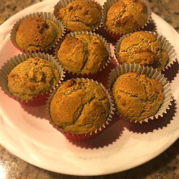 "Namaste Foods - ""Golden Goddess Muffins"""