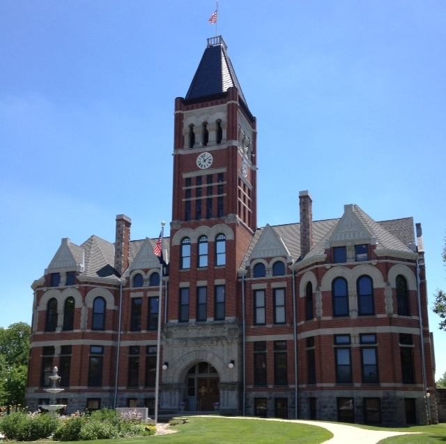 Fillmore County Courthouse