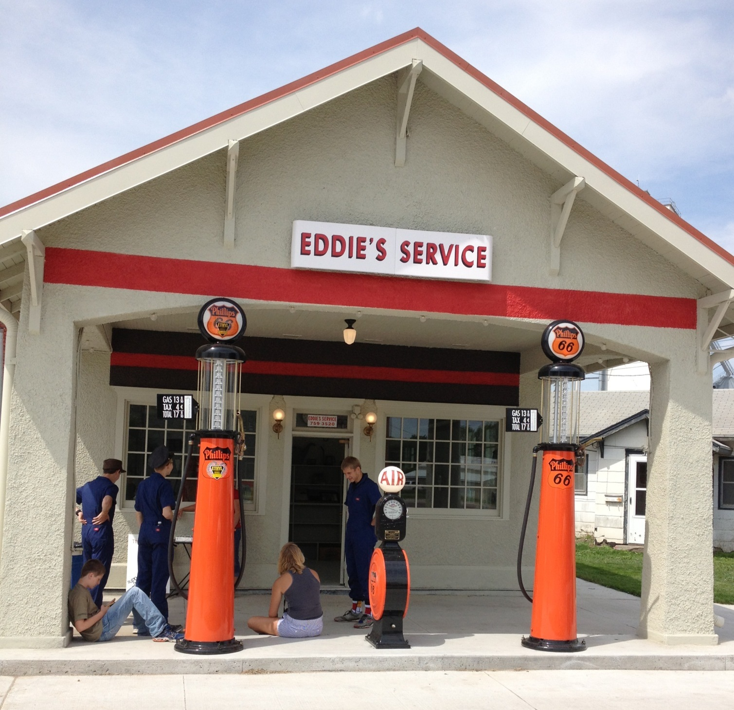 Services(Gas, Groceries, Medical, Repairs)