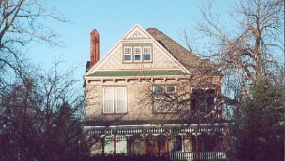George W. Smith House