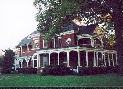 J.M. Burk House