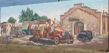 Exeter Mural