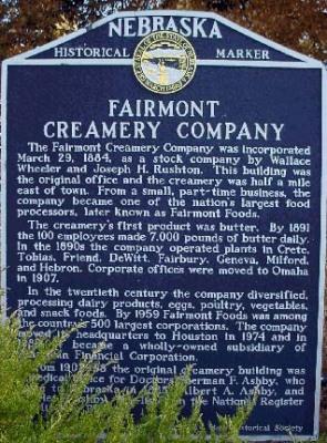 Fairmont Creamery Company - 601 6th Ave
