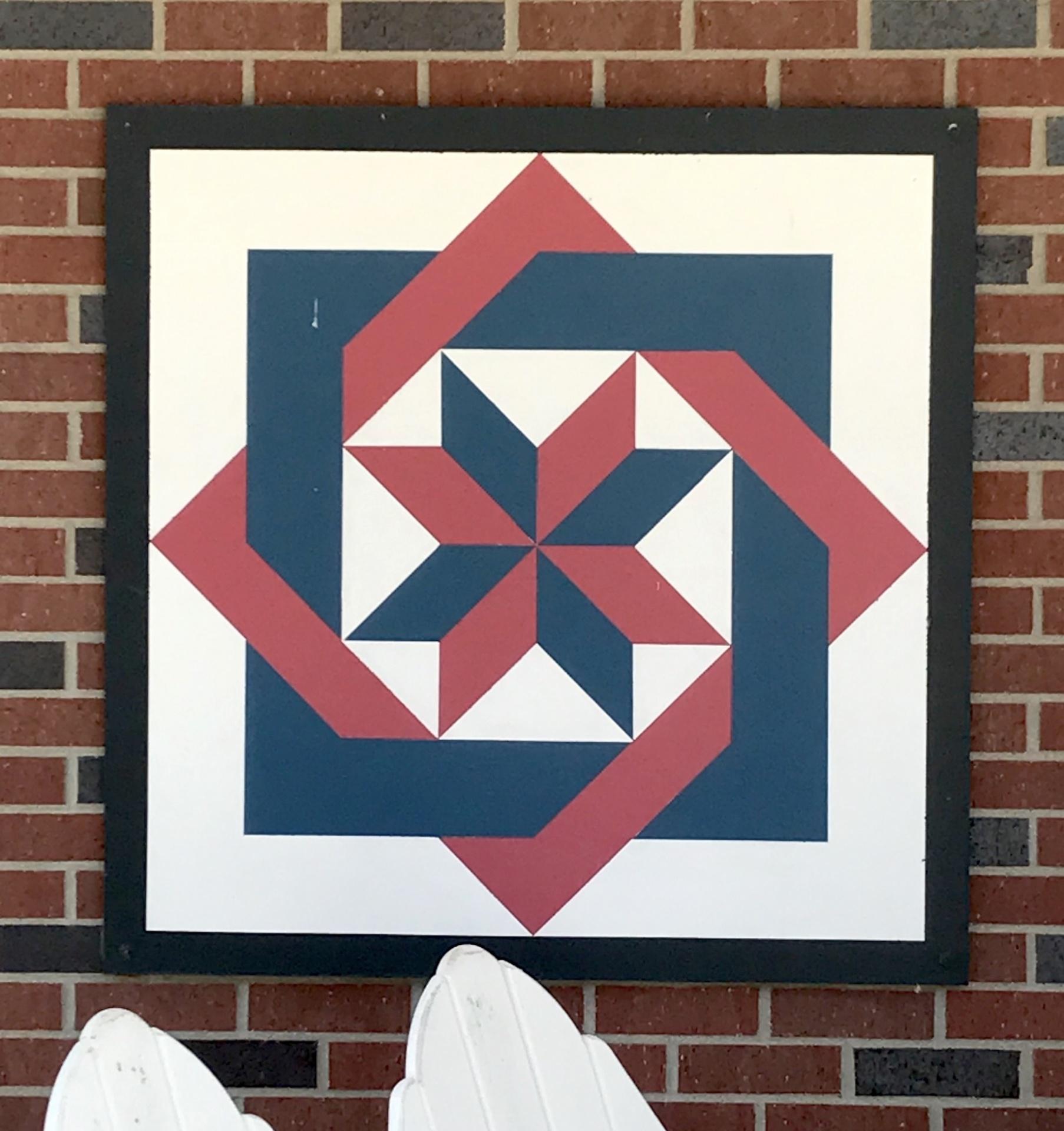 Liberty Star Quilt
