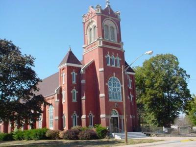 St Stephen's Catholic Church