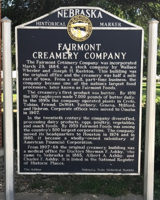 Fairmont Creamery Company - 601 6th Ave