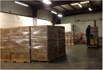 Food Importing Services | California