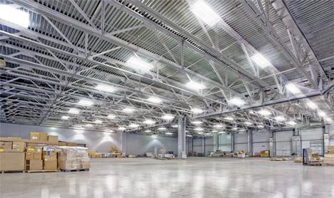 Warehouse Led Lighting Office
