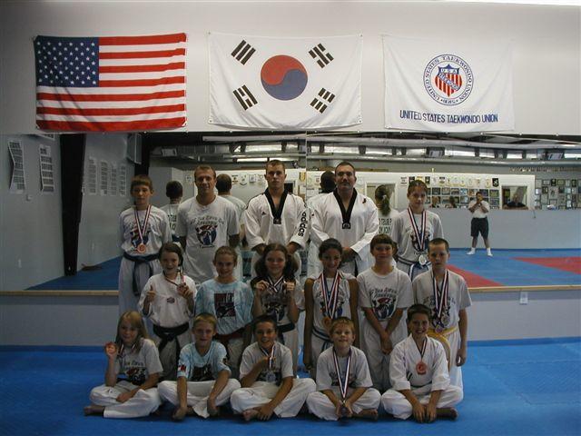 USA Taekwondo Junior National Championships (Atlanta, GA)