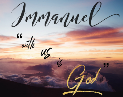 Immanuel : With Us Is God
