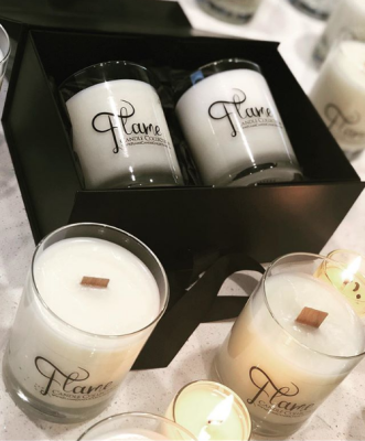 Flame Candle Collection