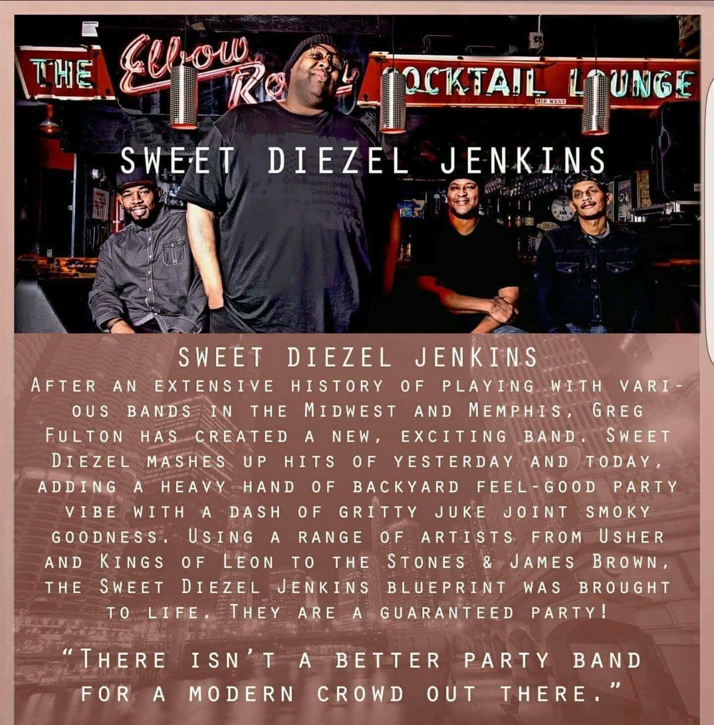 Sweet Diezel Jenkins