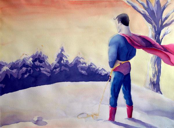 Sincerely, Clark Kent