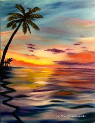 Paradise - by Ray Naso
