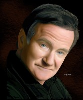 Robin Williams - by Ray Naso