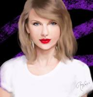 Taylor Swift - by Ray Naso