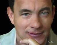 Tom Hanks - by Ray Naso