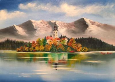 Lake Bled - by Ray Naso
