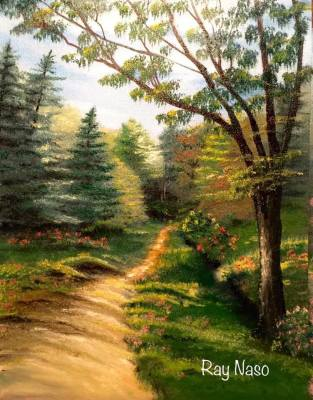 The Path - by Ray Naso