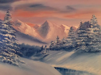 Winter Day - by Ray Naso