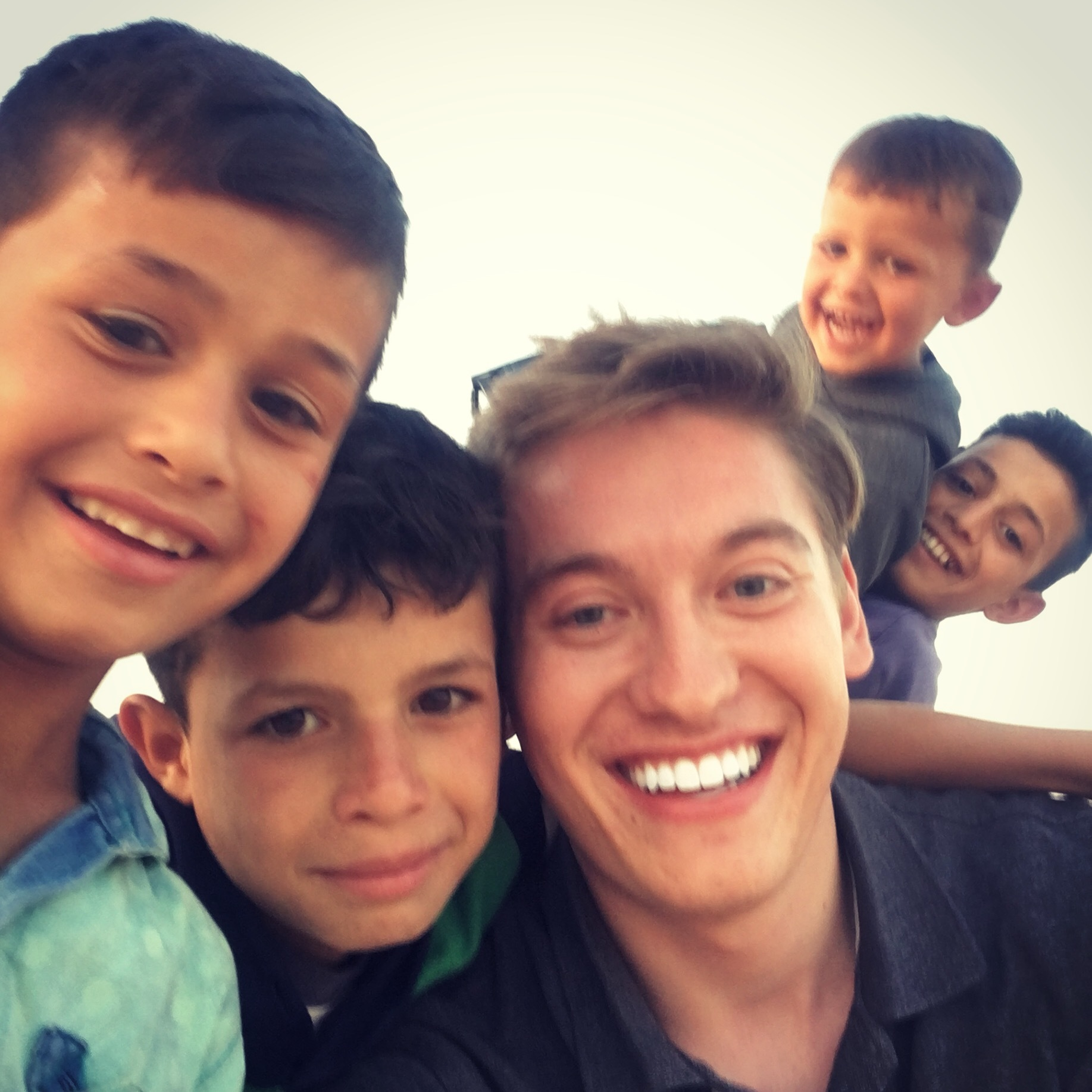Chandler and Syrian Refugees