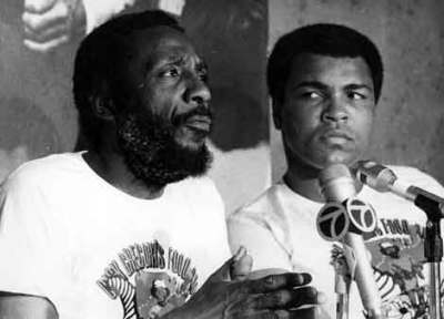 Rest in Peace: Dick Gregory