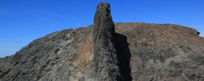 The Inaccessible Pinnacle