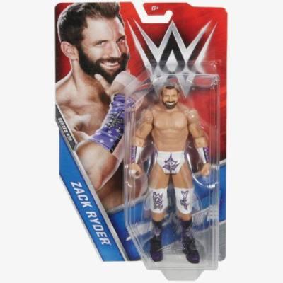 Zack Ryder WWE Series 72