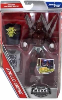 Apollo Crews WWE Elite Series 49