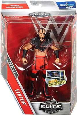 Viktor WWE Elite Series 47 B
