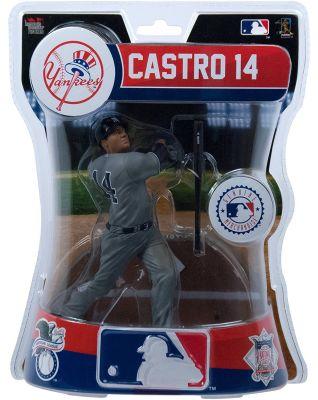 Starlin Castro 2016 Imports Dragon Yankees