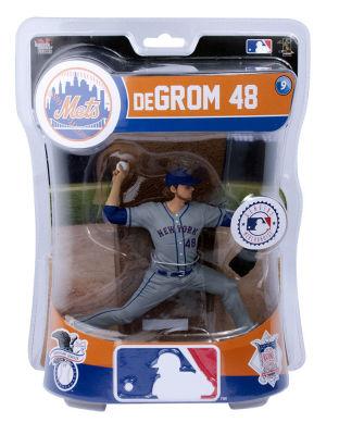 Jacob deGrom 2016 Imports Dragon Mets