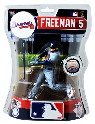 Freddy Freeman 2017 Imports Dragon Figure Braves