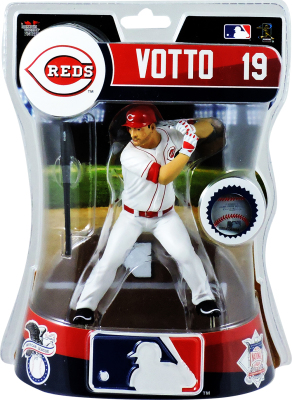 Joey Votto 2017 Imports Dragon Figure Reds