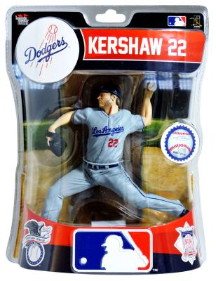 Clayton Kershaw 2017 Imports Dragon Figure Dodgers