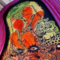 #painting #busaw #maligno #impakto #historicfilipinotown #comicsartist #filipinoamericanartist #filiamart #losangelesartist #champoy #champchampchampoy