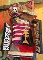 #decolonize #assemblageart #fishbone #bangus #america #empire #losangles #historicfilipinotown #filipinoamericanartist #filiamart #losangelesartist #champoy #champchampchampoy #tribalcafe