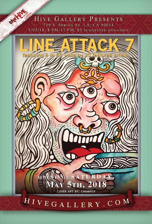 LINE ATTACK 7