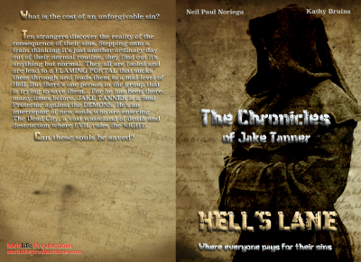 Hells Lane Book cover