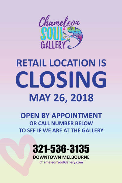 Retail location closing