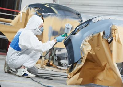 Paint & Bumper Repair