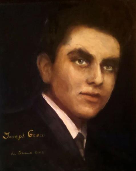 """""""Joseph Greco"""" The Family Patriarch"""