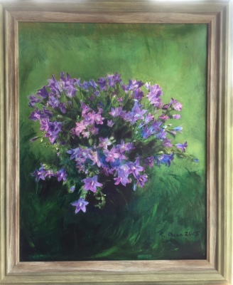 Blue Bells- Private Collection