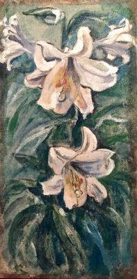 White Lilies- Available