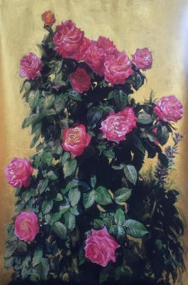 Papa's Roses- Private Collection