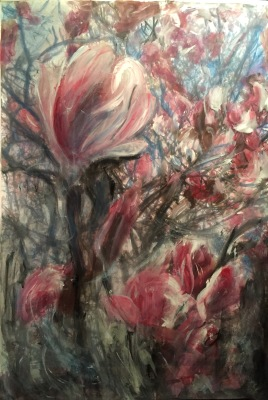 Magnolia In The Wind- Available