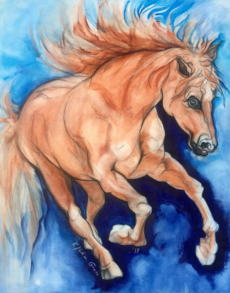Red Horse-Available