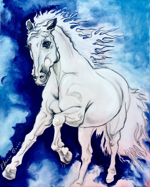 White Horse-Available