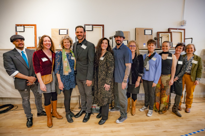 The Artists and Team at Layor Art and Supply
