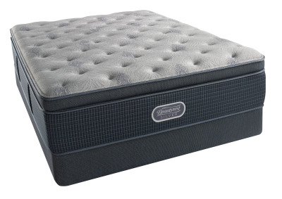 Beautyrest Silver Summit Pillowtop set
